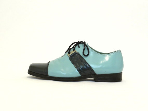 Stacy Adams Two Tone Dress Shoes