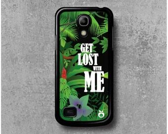Samsung Galaxy S4 Mini Case Tropical Jungle