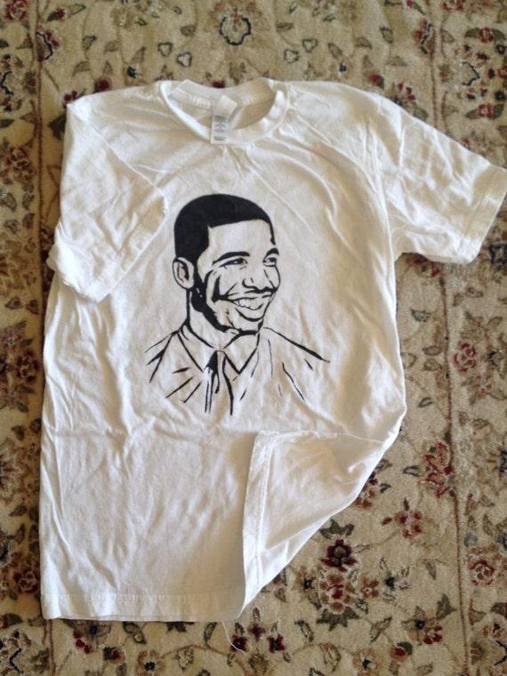 Drake Hand-Painted Unisex T-Shirt