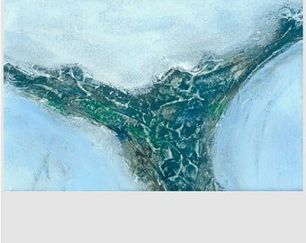 Original Textured Abstract Painting - Abstract Painting - Inspired by nature