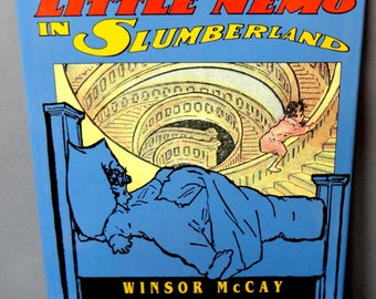 The Complete LITTLE NEMO in SLUMBERLAND Vol. 3 1908-1910 Winsor McCay Fantagraphics 1st Hardcover Collection