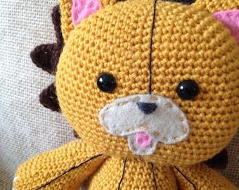 KON inspired crochet PATTERN ONLY bleach anime