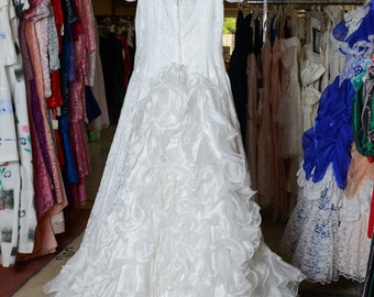 Vintage Quinceanera or Wedding Gown