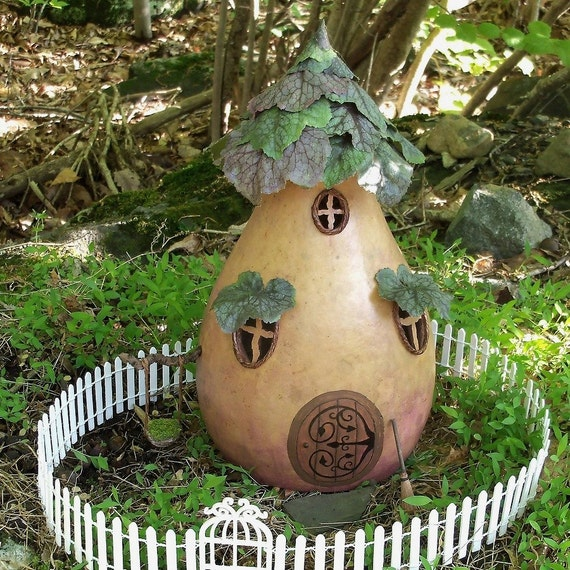 Fairy House Treehouse Woodland Free Shipping In U S Gourd