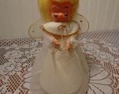Vintage Christmas Angel - Christmas Angel Doll  -  14-0802