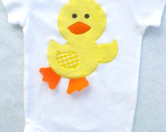 Baby Duck Bodysuit
