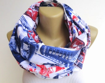 British Scarf Men Scarf Women Infinity Scarf Spring Summer Scarf Women Fashion Accessories Christmas Gifts For Her senoaccessory