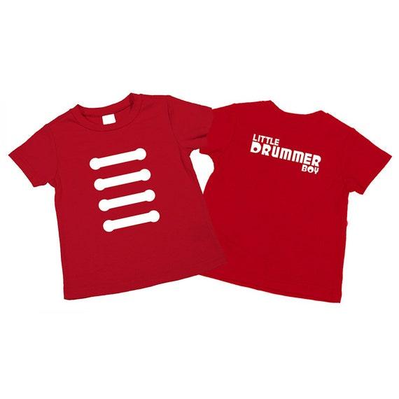 Little Boys Christmas Shirt Designs