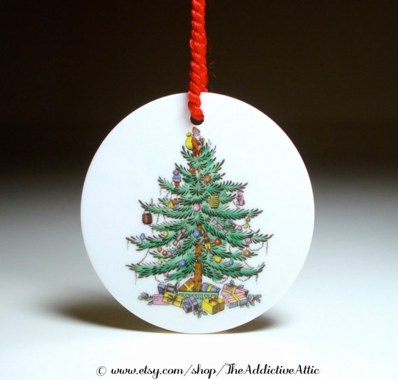 Items similar to spode christmas tree ornament ultra