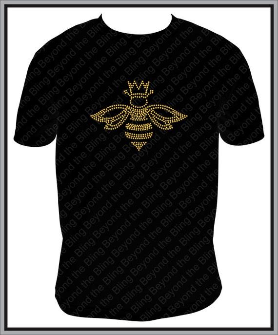 Rhinestone Queen Bee Shirt