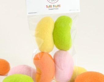 Tutti Frutti Jelly Beans Organic Cat Toy