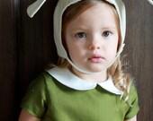 A Velveteen Bunny Bonnet