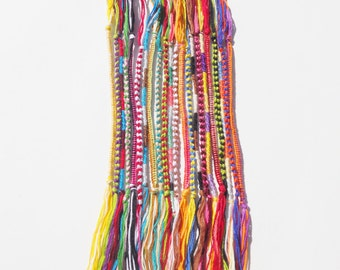Set of 9 String Bracelets - RANDOM Surprise - Thin Friendship Bracelets - Bulk Discount