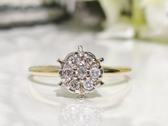 Joyas vintage: anillos de compromiso & pendientes