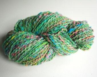 MARCH - Handspun Yarn - 4 oz.