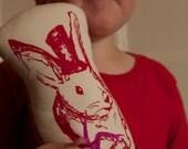 SALE - Magic Rabbit Screenprinted Stuff Tee
