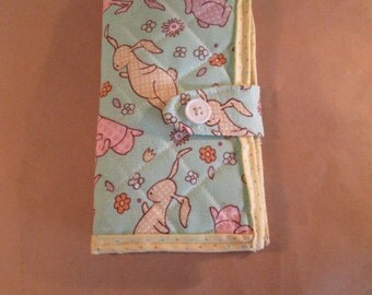 Bunny passport cover