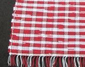 Lotsa Dots the First Rag Rug