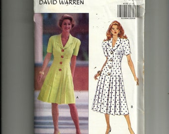 Butterick Misses' Dress Pattern 6132