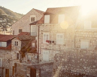 travel photography, landscape photography, dubrovnik croatia photography, european architecture, sunlight D03