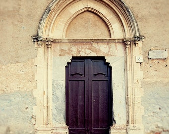 door photography, taormina, italy photography, sicily, europe art, beige decor, architecture, brown decor, travel