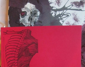 RED DEMOLITION by Juliet Cook - 2014 poetry chapbook published by Shirt Pocket Press