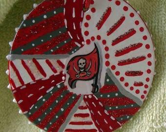 Tampa Bay Buccaneers Ornament