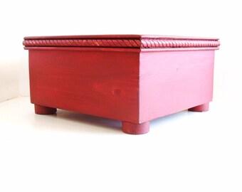 Dog Toy Box Pet Toy Box Childrens Toy Box Wood Storage Box Custom