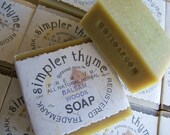 balsam woods cold processed soap