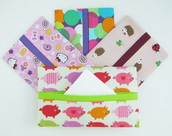 YOU CHOOSE Gift Pack of 20 Tissue Holders