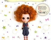Doll Blythe Outfit Book - Japanese Craft Book