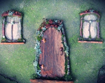 Faery Door and Windows