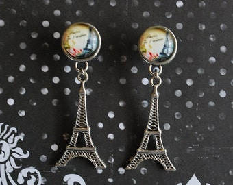 From Paris with Love Earrings