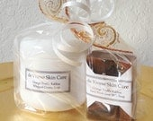 Goat milk soap spa set - choose the scent
