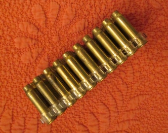 Fifty Tiny Brass Bullet Casings for Crafting