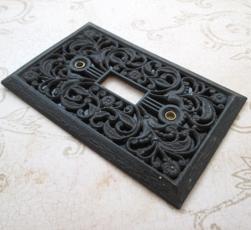 Switch Plate Light Cover Vintage Decorative Switch Plate