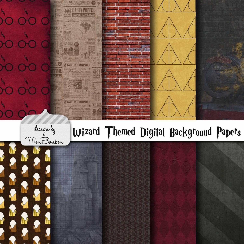 Scrapbook paper etsy -  Zoom