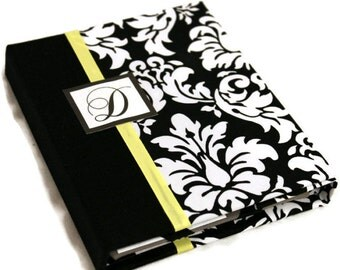 Kindle Fire, Fire HD Case, Nexus 7 Cover, Nook Tablet, HD Case, Hardcover Small Tablet Case, Personalized, Dandy Damask