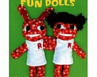 Fun Dolls Instruction Book
