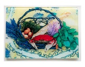 Crab  glass cutting board, Country basket cutting board, Crab and veggies glass board,glass crab and bread board,Bread eggs and Crab glass,