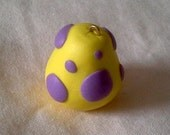 Adoptable Gryphon - Yellow and Purple