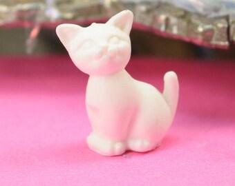 Happy Cats - White - Set of 6 - 203-3-212-BK