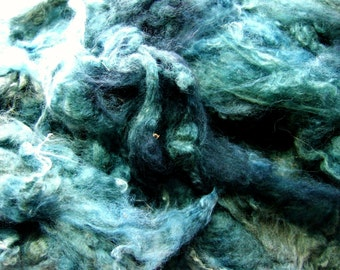 Hand Dyed Alpaca - Teal