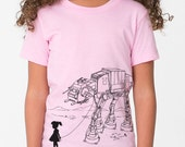 My Star Wars AT-AT Pet - Toddler / Youth American Apparel Kids T-shirt ( Star Wars kids t shirt )