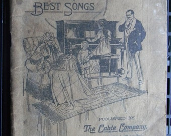 The One Hundred and One Best Songs, The Cable Company, 1913