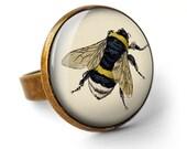 Vintage Bee Ring (ER04)