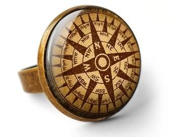 Compass No.1 Ring (DJ03)