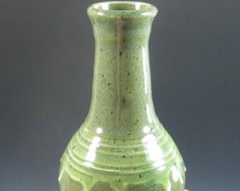 Small Flower Vase - Bud Vase - Mommy Pot - Housewares - Office Decor
