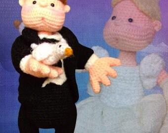 37) Little Groom (Crochet Pattern)