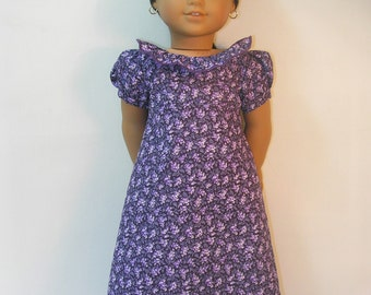 1824-1068,  18 Inch Doll Clothes Holiday Dress for Josefina